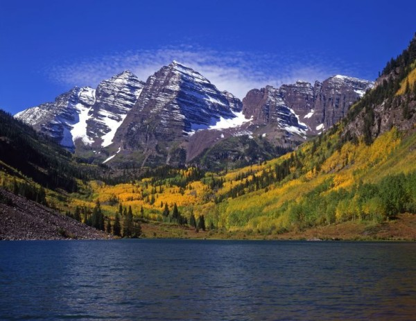 The Natural Beauty of Colorado