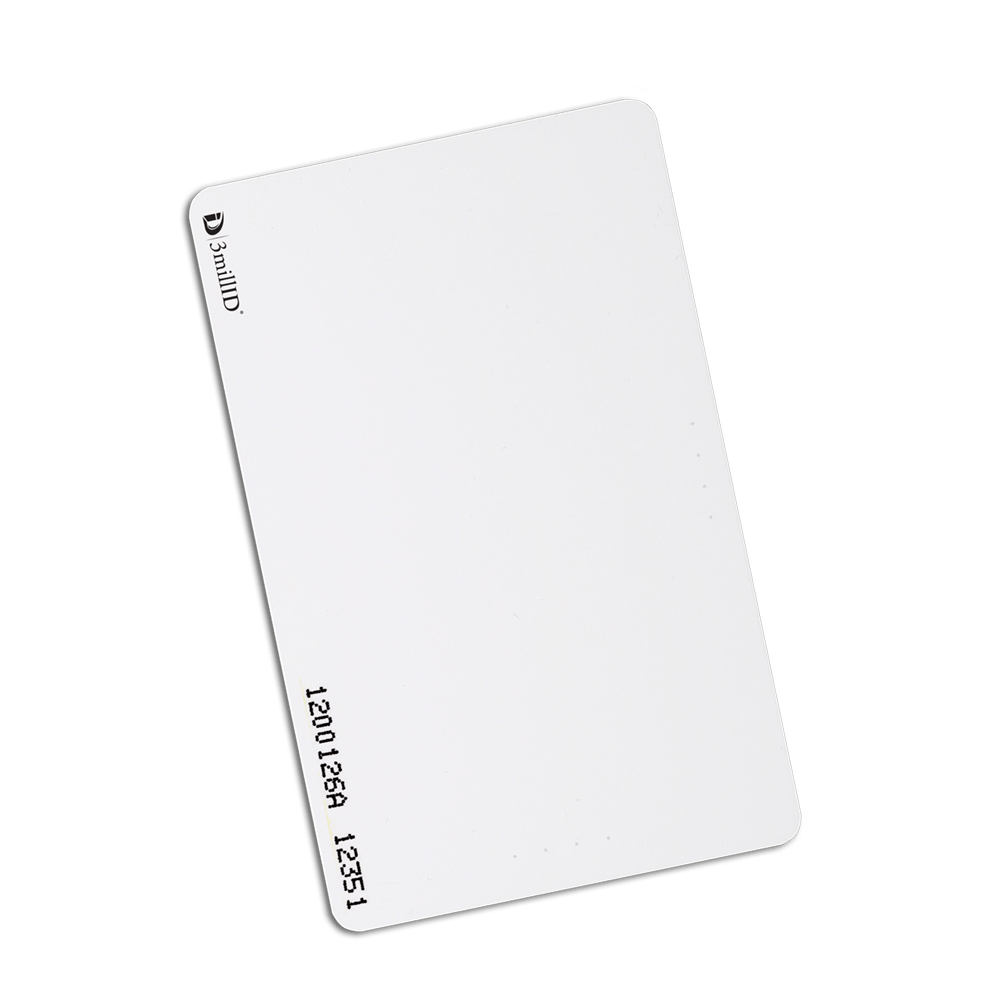 3millID ISO Proximity Card & 13.56 Desfire V2 Card
